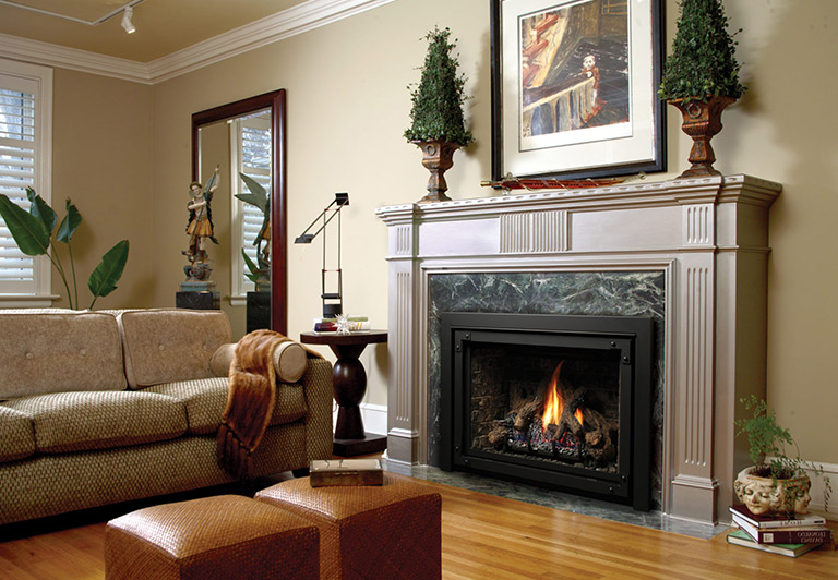 Image of marquis<br>fireplaces capella