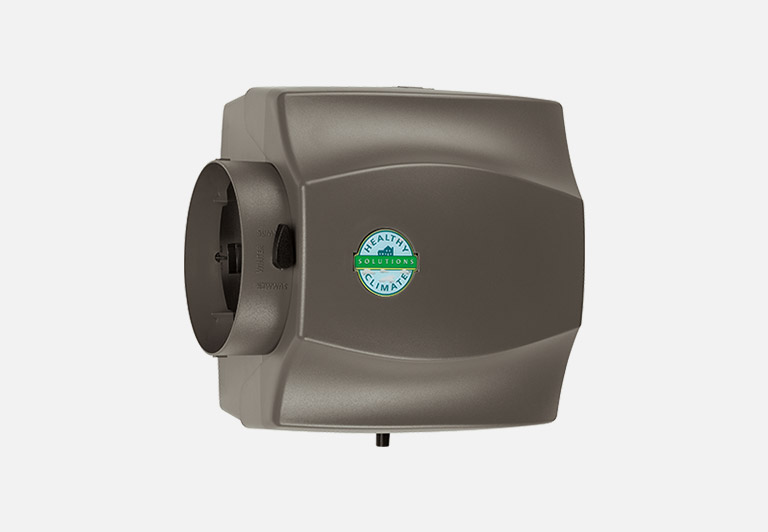 Image of lennox<br>healthy climate whole home bypass humidifiers