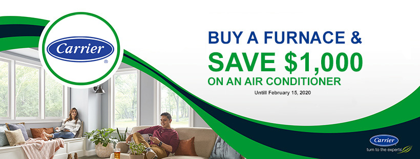 my fireplace Carrier Promotion