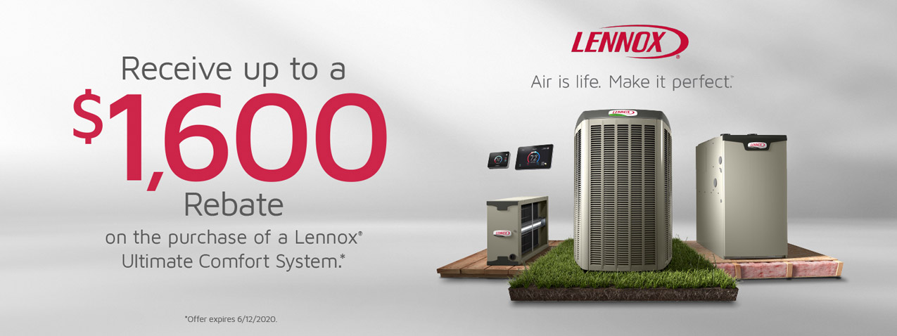 my fireplace Lennox Promotion